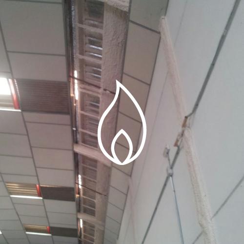 Franjas cortafuegos::protección contra el fuego